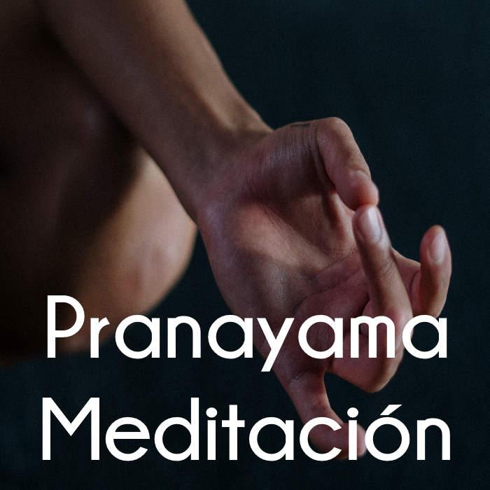 Pranayama meditación