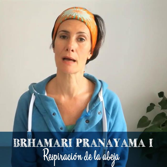 Brhamari Pranayama I