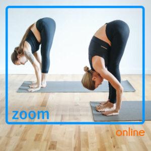 Bonos clases de yoga online