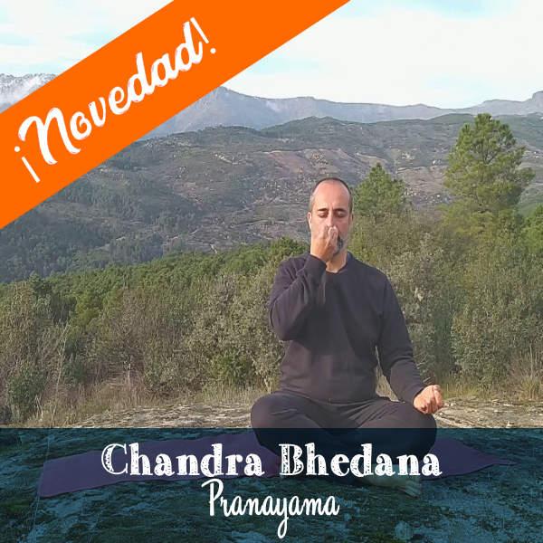 Chandra Bhedana Pranayama