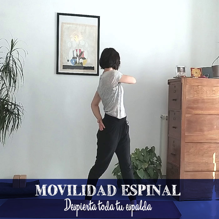 Movilidad espinal